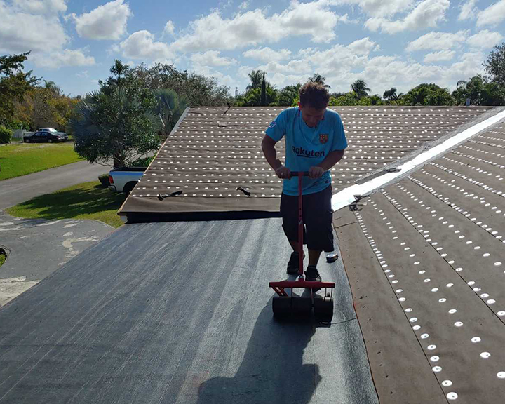 Flat Roof Systems Stone House Roofing Contractor